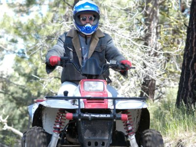 ATV rental in La Marquesa 30 minutes