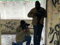Gotcha game 500 bullets in Irapuato