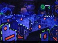 Maze of lights