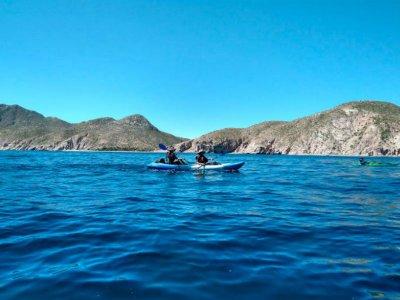 Kayak Tour in Bahia de la Paz 3.5 hours