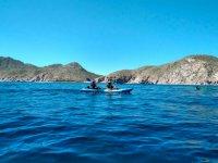 Enjoy your kayak ride