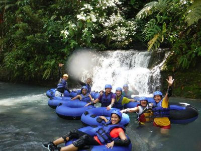Tubing adventure in Tarandacuao 6 hours