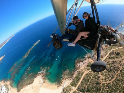 Ultralight Adventure over Los Cabos 45 min