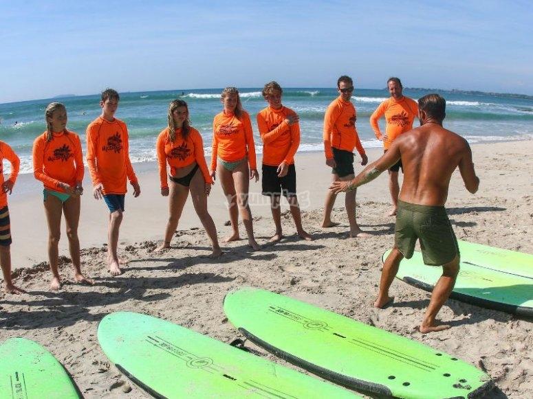 Introducción al surf