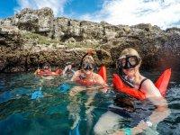Snorkel en Islas Marietas y Playa del Amor 2.5 hrs