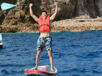 Stand Up Paddle in the wonderful Marietas Islands