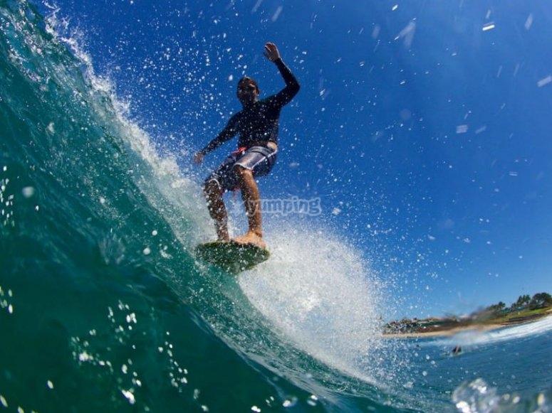 Surf en el Pacífico Mexicano