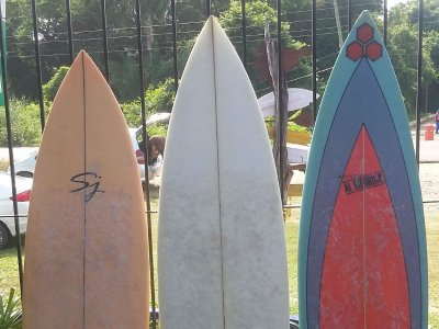 Alquiler de tabla de surf en Punta Mita 1 día