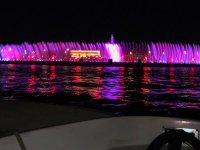 Paseo nocturno por las Fuentes Marinas 1 hora