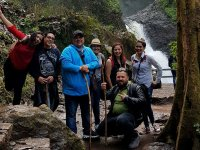 Hike, zip line and lodging in Parque Tulimán