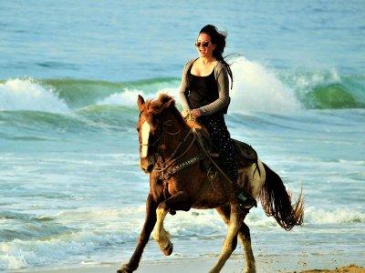 Paseo a caballo en Sayulita 2 horas y 20 min