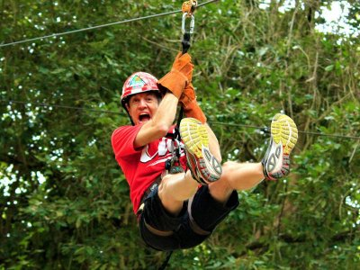 Sayulita Zipline Adventure 2 Hours