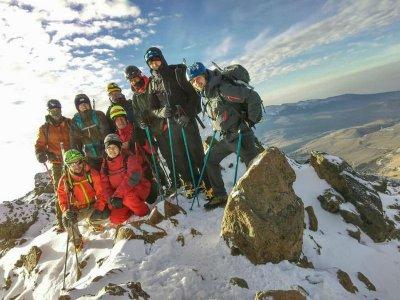 Ascent to Iztaccíhuatl Volcano 2 days