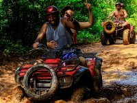 Adventure in the middle of the Mayan jungle