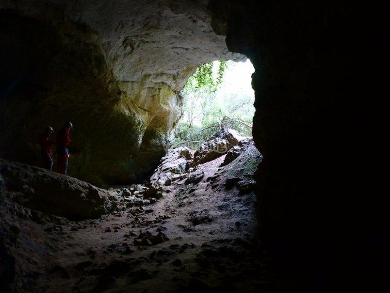 Chontacoatlán River Cave