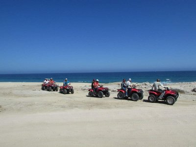 ATV's Cabo Racing