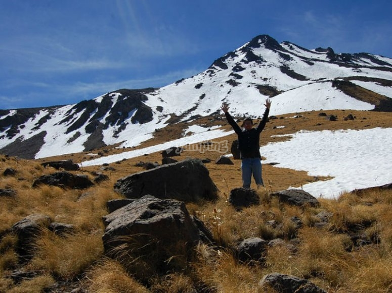 Adventure in the Nevado
