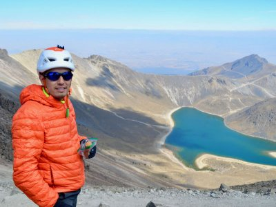 Hike through the Nevado de Toluca 2 days