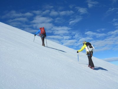 Ascent to Pico de Orizaba from CDMX 2 days