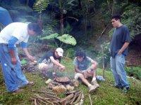 Campamentos  multiaventura en Michoacan