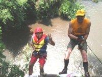 Descenso en rappel en Michoacan