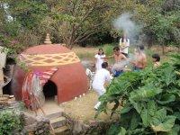 Temazcales en Michoacan