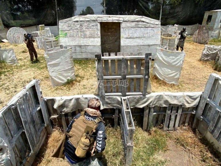 Game of gotcha in Tlaquepaque