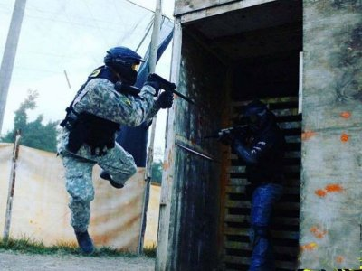 Gotcha 2000 bullets for 10 pax in Tlaquepaque 3 hr