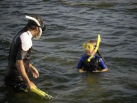 Snorkel en Los Amigos