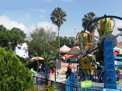 Platinum Pass Amusement Park in Guadalajara