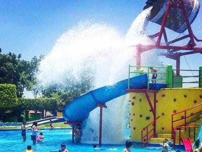 Parque Acuático Ojo de Agua