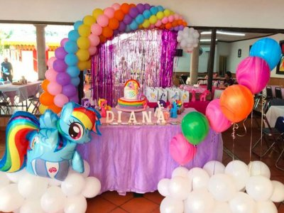Party package + taquiza 80 pax in Guadalajara