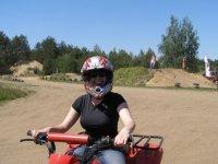 Two-seater ATV rental in Mazamitla 1 hour