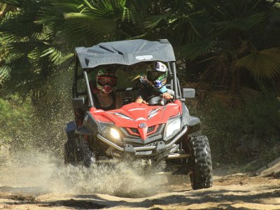 4-seater buggy adventure in Mazamitla 1 hour