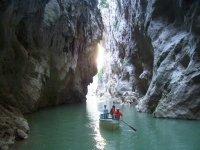 Incredible walk through the Sumidero Canyon