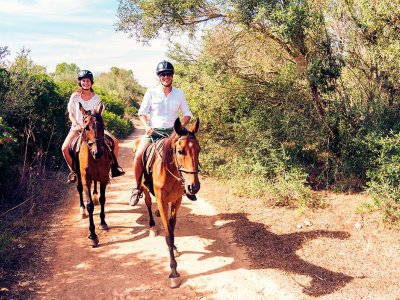 Ruta a caballo por hacienda y Lagos de Moreno 1 h