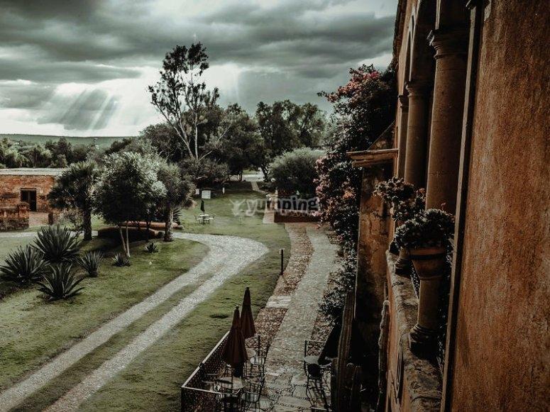 Visita nuestra Hacienda en Lagos de Moreno