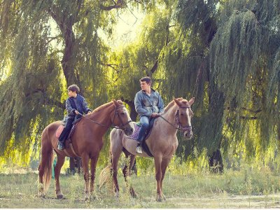 Paseo a caballo en Lagos de Moreno 30 min