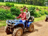 Two-seater 800 cc ATV in Mazamitla 2 hours