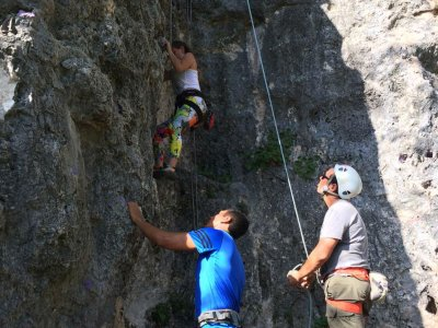 Climbing tour in Jalcomulco 5 hours