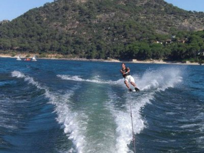 Boat for water ski 6 pp in Tequesquitengo 1h