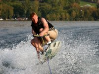 Adventure on your wakeboard