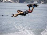 Enjoy this extreme sport in Teques