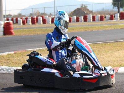 Go Karts Circuit in Zapopan for 15 minutes