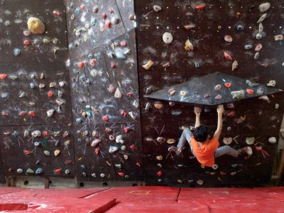 Access to climbing room in Tuxtla for 1 day