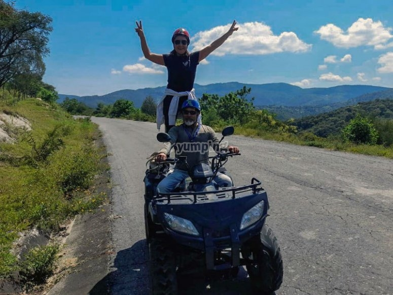 Enjoy an outdoor adventure in Malinalco