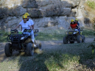 Mezcal route by ATV in Malinalco 3 hours