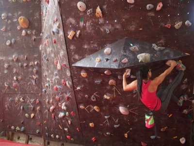 Indoor climbing class in Tuxtla 1 month