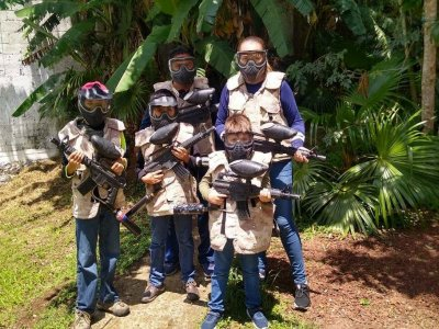 Gotcha paquete individual con 100 balas en Xalapa