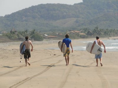 Troncones Point Surf Club